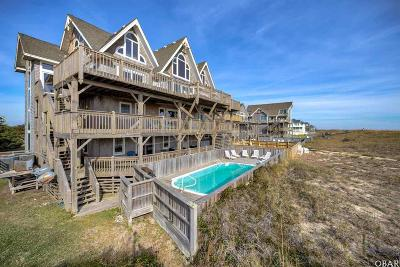 Hatteras Single Family Home For Sale: 57493 Lighthouse Road