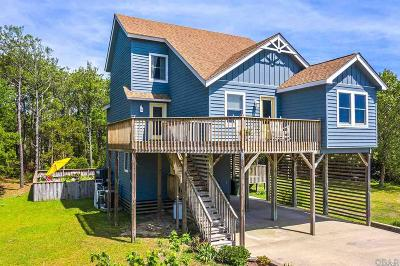 Nags Head Single Family Home For Sale: 410 Ridgeview Way