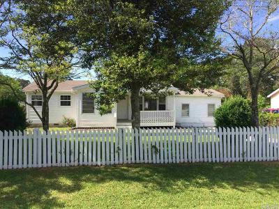 Manteo Single Family Home For Sale: 1036 George Daniels Road