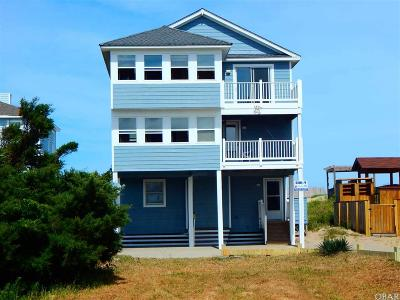 Nags Head Single Family Home For Sale: 9527 Old Oregon Inlet Road