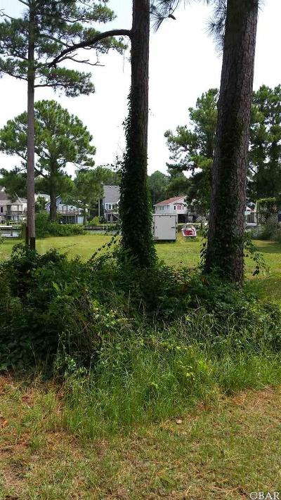 Kill Devil Hills Residential Lots & Land For Sale: 1160 Harbor View
