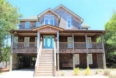 Nags Head Single Family Home For Sale: 3409 S Linda Lane