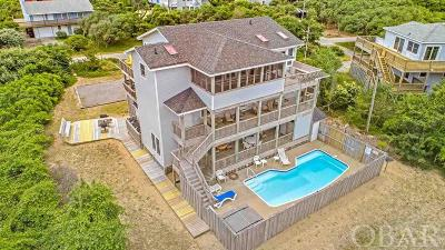 Southern Shores Single Family Home For Sale: 8 Sixth Avenue