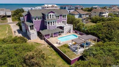 Whalehead Club Single Family Home For Sale: 1034 Lighthouse Drive