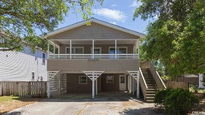 Kill Devil Hills Single Family Home For Sale: 305 W Eden Street
