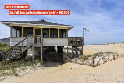 Nags Head Single Family Home For Sale: 9629 E E Spencer Street