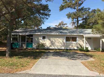 Kill Devil Hills Multi Family Home For Sale: 1201 W Third Street