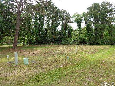Corolla Residential Lots & Land For Sale: 1277 Bear Foot Path