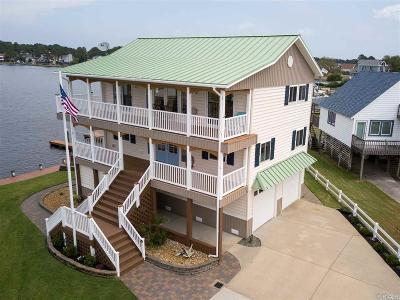 Kill Devil Hills Single Family Home For Sale: 2006 Harbour View Drive
