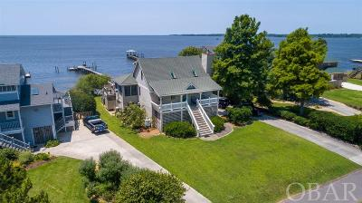 Kill Devil Hills Single Family Home For Sale: 3108 Bay Drive