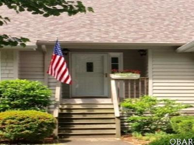 Southern Shores Single Family Home For Sale: 7 Mallard Cove Loop