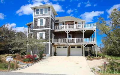 Nags Head NC Single Family Home For Sale: $839,000