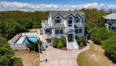 Whalehead Club Single Family Home For Sale: 882 Corolla Drive