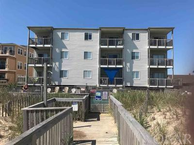 Kill Devil Hills Condo/Townhouse For Sale: 1401 N Virginia Dare Trail