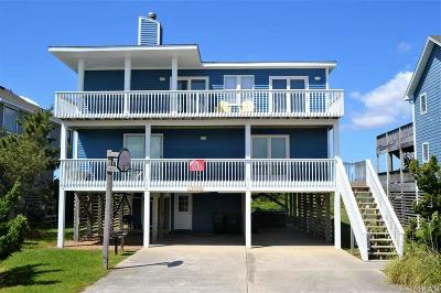 Nags Head Single Family Home For Sale: 9506 S Old Oregon Inlet Road