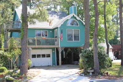 Single Family Home For Sale: 1729 Bay Drive