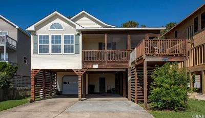 Kill Devil Hills Single Family Home For Sale: 2705 Bay Drive