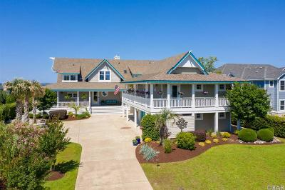 Kitty Hawk Single Family Home For Sale: 7052 Currituck Road