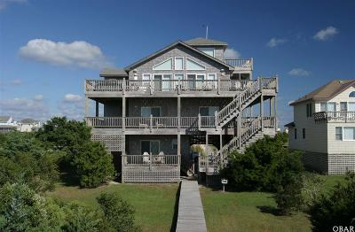 Rodanthe Single Family Home For Sale: 23012 Cross Of Honor Way
