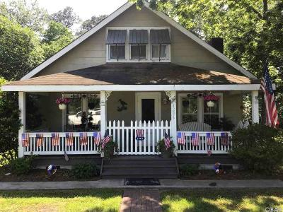 Single Family Home For Sale: 4236 Poor Ridge Road