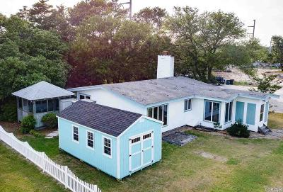 Nags Head Single Family Home For Sale: 105 E Crocker Road