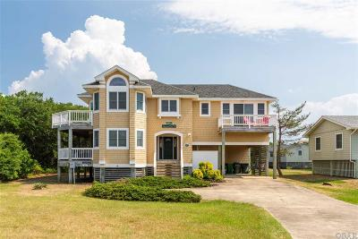 Southern Shores Single Family Home For Sale: 15 Tenth Avenue