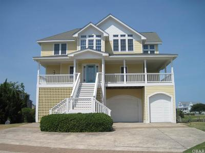 Manteo NC Single Family Home For Sale: $724,900