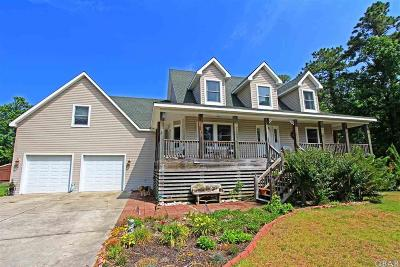 Manteo Single Family Home For Sale: 643 Vista Lake Drive