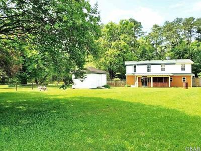 Single Family Home For Sale: 151 Old Tulls Creek Road