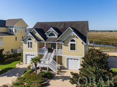 Manteo NC Single Family Home For Sale: $750,000