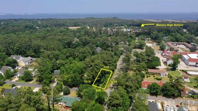 Duck, Martin's Point, Manteo Residential Lots & Land For Sale: 707 Harriot Street