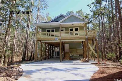 Kill Devil Hills Single Family Home For Sale: 109 Shedders Walk