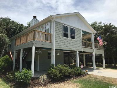 Kill Devil Hills Single Family Home For Sale: 411 W Eden Street