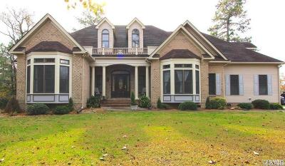 Single Family Home For Sale: 207 Carolina Club Drive