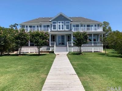 Kitty Hawk Single Family Home For Sale: 7056 Currituck Road