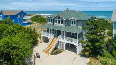 Corolla Single Family Home For Sale: 615 Ocean Front Arch