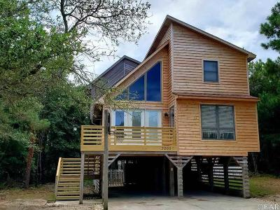 Nags Head Single Family Home For Sale: 3200 S Wrightsville Avenue