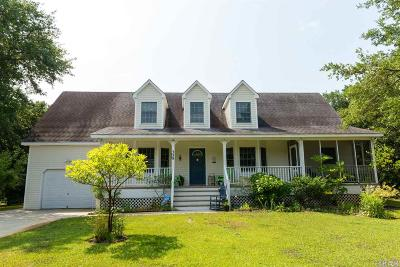Nags Head Single Family Home For Sale: 328 W Bridge Lane