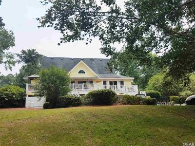 Southern Shores Single Family Home For Sale: 4 Birch Lane