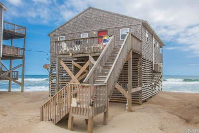Rodanthe Single Family Home For Sale: 23009 G.a. Kohler Court