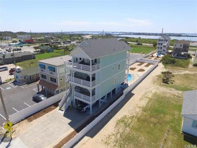 Nags Head Single Family Home For Sale: 7216 S Virginia Dare Trail