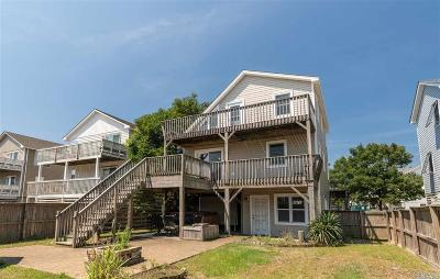 Kill Devil Hills Single Family Home For Sale: 1213 Wrightsville Boulevard