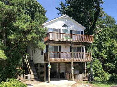 Kill Devil Hills Single Family Home For Sale: 123 Harbour View Drive
