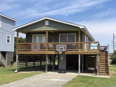 Kill Devil Hills Single Family Home For Sale: 204 E Lake Drive