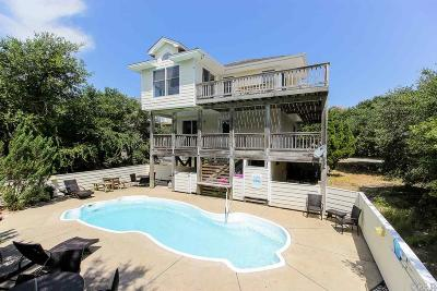 Duck Single Family Home For Sale: 103 Seabreeze Drive