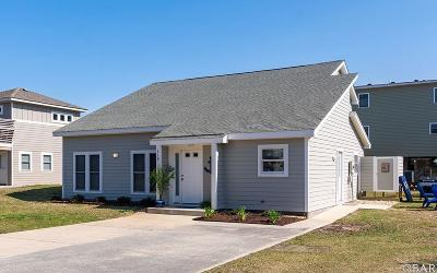 Kill Devil Hills Single Family Home For Sale: 219 W Sothel Street
