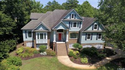 Southern Shores Single Family Home For Sale: 30 Duck Woods Drive