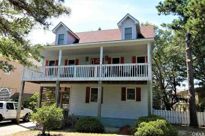 Kill Devil Hills Single Family Home For Sale: 110 Eagle Drive