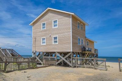 Single Family Home For Sale: 9221 A S Old Oregon Inlet Road