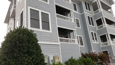 Manteo Condo/Townhouse For Sale: 5103 Sailfish Drive